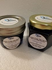 76 Leather & Lace Gel Candle