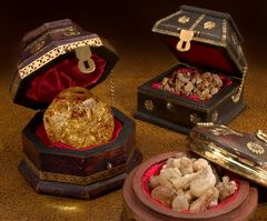 88 Frankincense & Myrrh Incense Cone