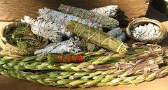 47 Sage & Sweetgrass Large Scented Gel