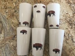 Limited Edition Roaming Buffalo Tumbler