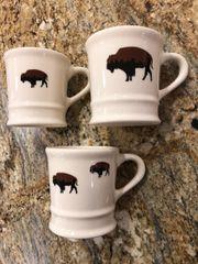 Roaming Buffalo Coffee Mug Old School