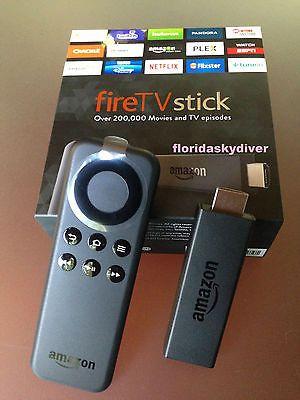 Unlocked Amazon Firestick w/ Kodi / Jarvis