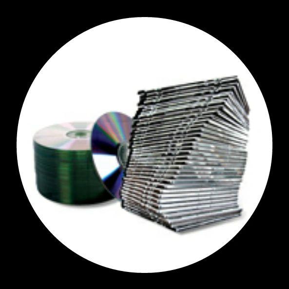 50 DISC CD Duplication deal