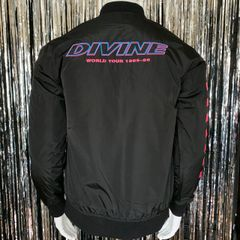 Divine World Tour 1985-86 Bomber Jacket
