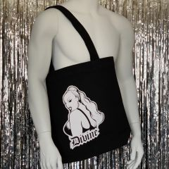 Divine Large Tote Bag