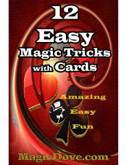 12 Easy Magic Tricks with Cards