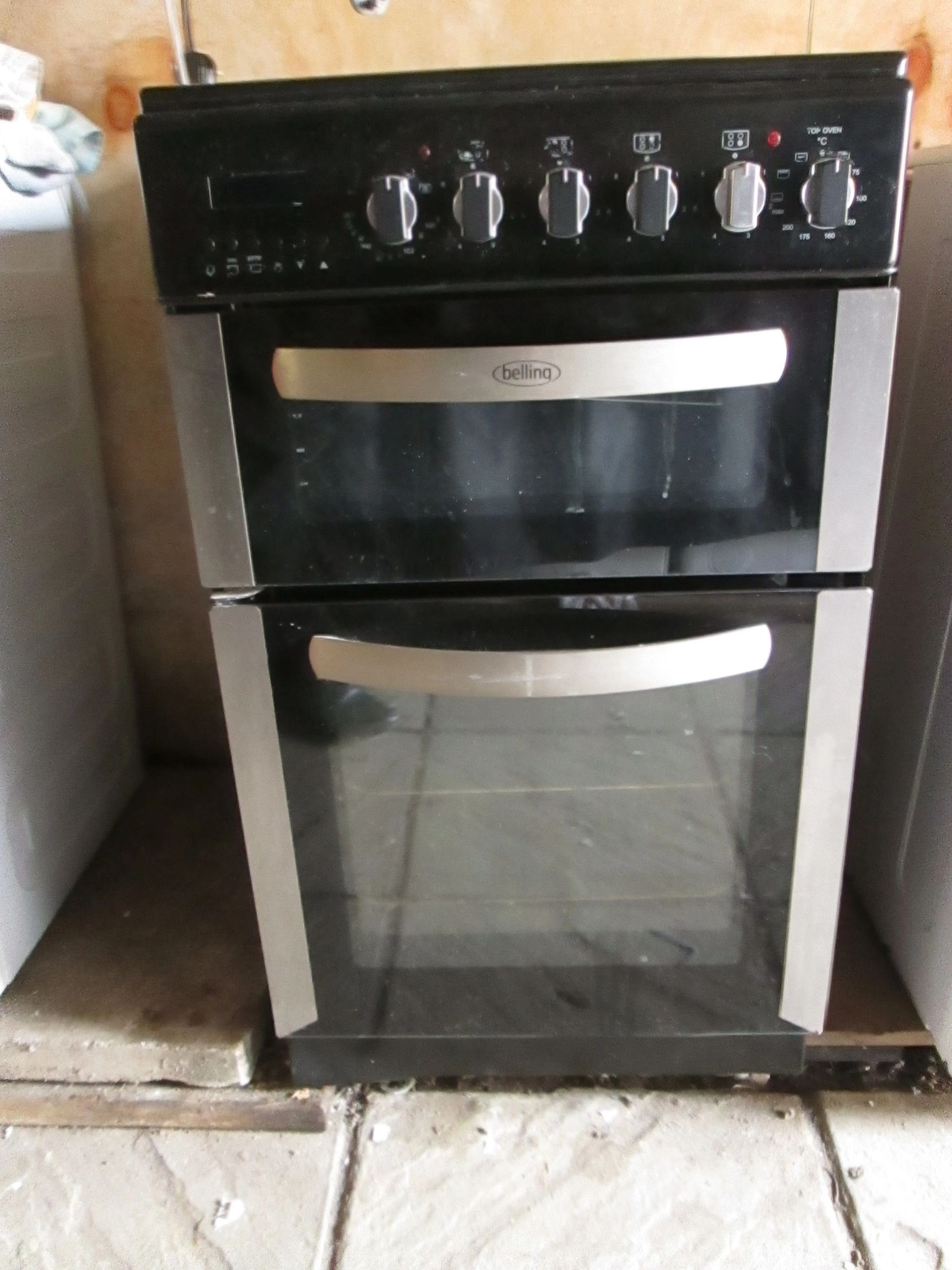 Belling 50cm Wide Electric Double Oven