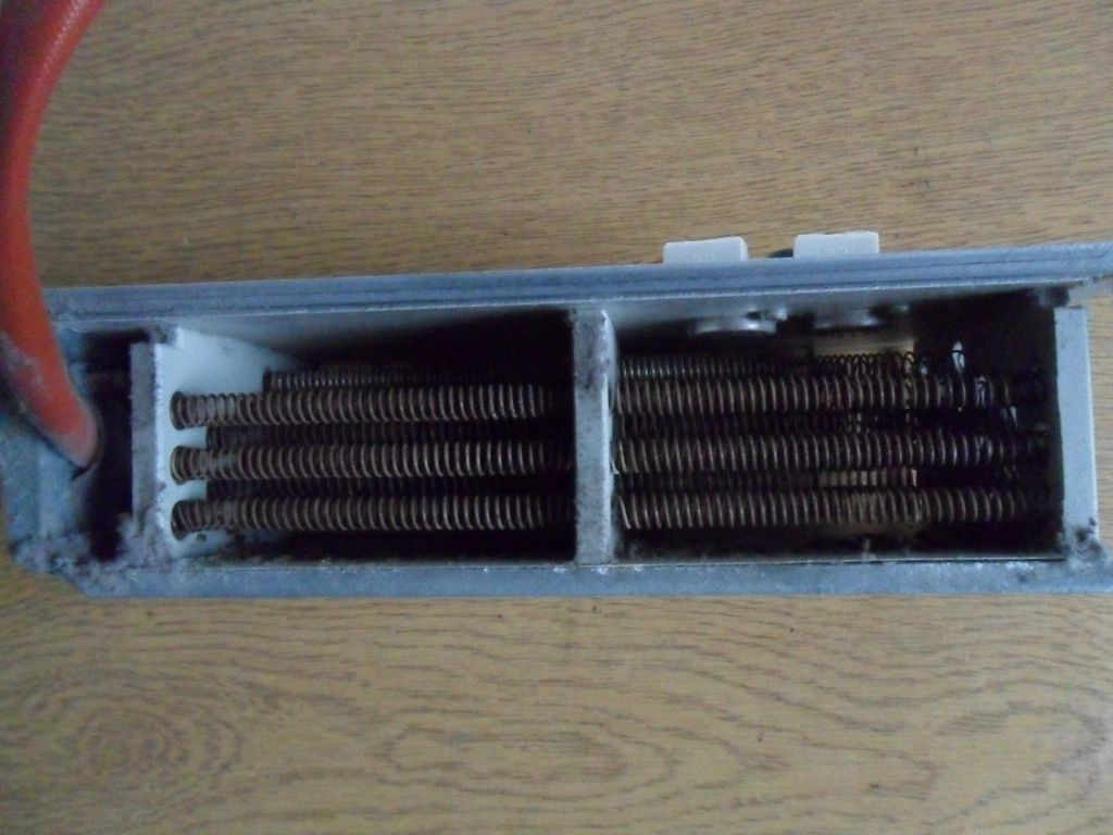Genuine Husqvarna Electrolux Tumble Dryer Heater Element  IRCA 600 1400w