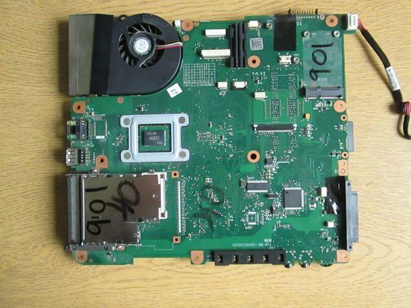 6050A2264901 MB A03 001Laptop Motherboard Toshiba Satellite Pro
