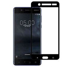 Nokia 5 Full Tempered Glass
