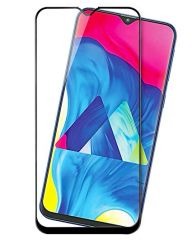 Samsung M10 5D Full Tempered Glass