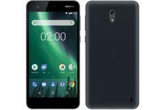 Nokia 2 Back Case Soft - Black