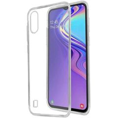 Samsung A10 Back Cover Soft - Transparent