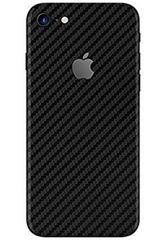 Iphone 6 Back Tempered - Skin Soft Black