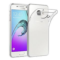Samsung A510 Back Cover Soft - Transparent