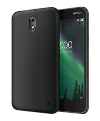 Nokia 2.1 Back Cover Soft - Black