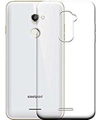 Coolpad Note 5 Lite Back Cover Soft - Transparent