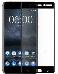 Nokia 6 3D Full Tempered Glass