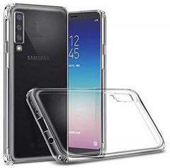 Samsung A7(2018) Back Cover Soft - Transparent