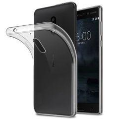 Nokia 5 Back Cover Soft - Transparent
