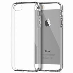 Iphone 5s Back Cover Soft - Transparent