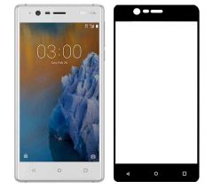 Nokia 3 Full Tempered Glass