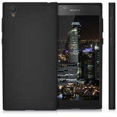 Sony Xperia L1 Back Cover Soft - Black