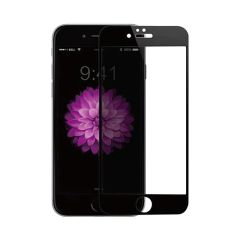 Iphone 6 3D Tempered Full Glass Black