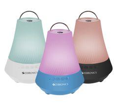 Zebronics Lamp Bluetooth Speaker