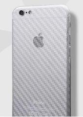 Iphone 6 Back Tempered - Skin Soft Transparent