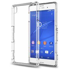 Sony Xperia Z3 Back Cover Soft - Transparent