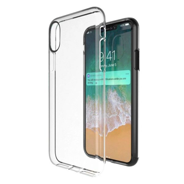 Apple Iphone XR Back Cover Soft - Transparent