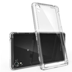 Sony Z2 Back Cover Soft - Transparent