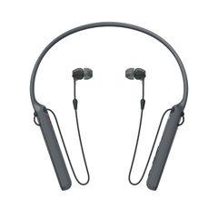 Sony - C400 Wireless Behind-Neck In Ear Headphone