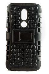 Moto M Back Cover Defender Case