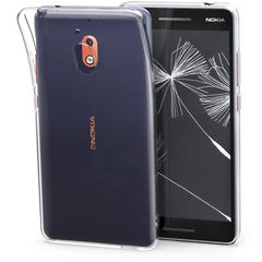 Nokia 2.1 Back Cover Soft - Transparent