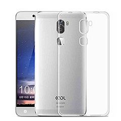 Coolpad Cool 1 Back Cover Soft - Transparent