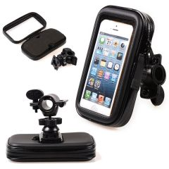 Generic Waterproof Motorbike Holder Universal Motorcycle Stand for Smartphone/Cell phone With 360 Degree Rotation