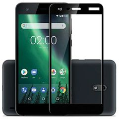 Nokia 2 Full Tempered Glass