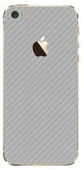 Iphone 5S Back Tempered - Skin Soft Transparent