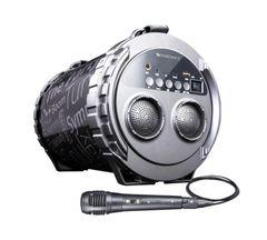 Zebronics Super Bazooka Portable BluEtooth Speaker