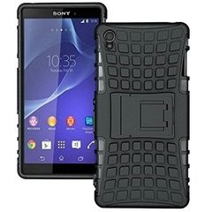 Sony Xperia Z3 Back Cover Defender Case