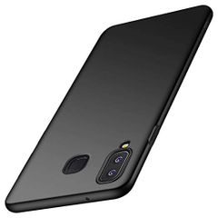 Samsung A8 Star Back Cover Soft - Black