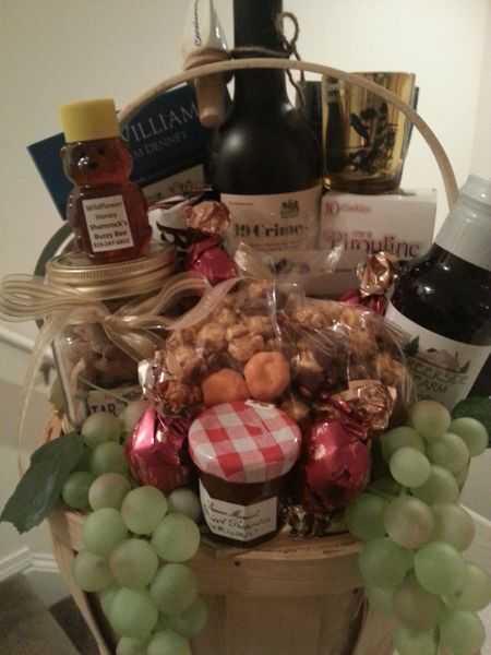 North Carolina Grown Gift Basket Dylan S Unique Gifts