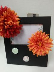 Frame Magnetic with Gerber Daisy