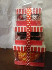 Gift Chocolate Snack Tower