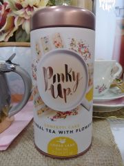 Pinky Up Confetti Cake Tea