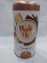 Pinky Up Tiramisu Dessert Black Tea