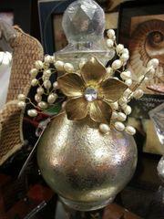 Perfume Bottle Gold