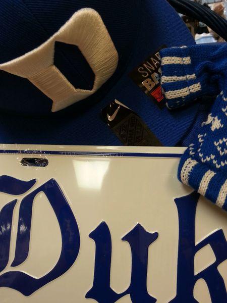 Gift Basket Collegiate Collection Duke University